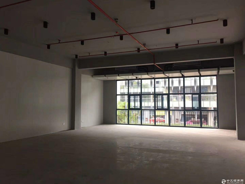 松湖项目新推出高端产研大厦厂房出售