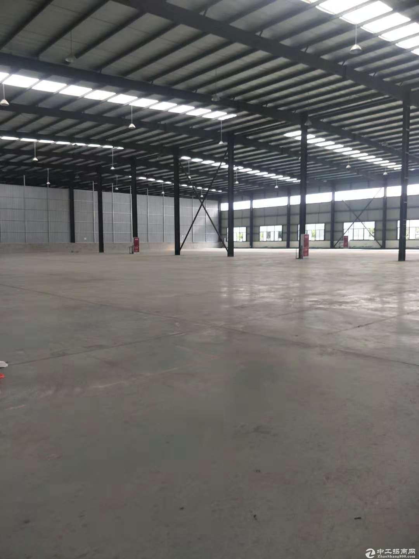 经开区核心地带标准钢结构全新厂房,手续齐全