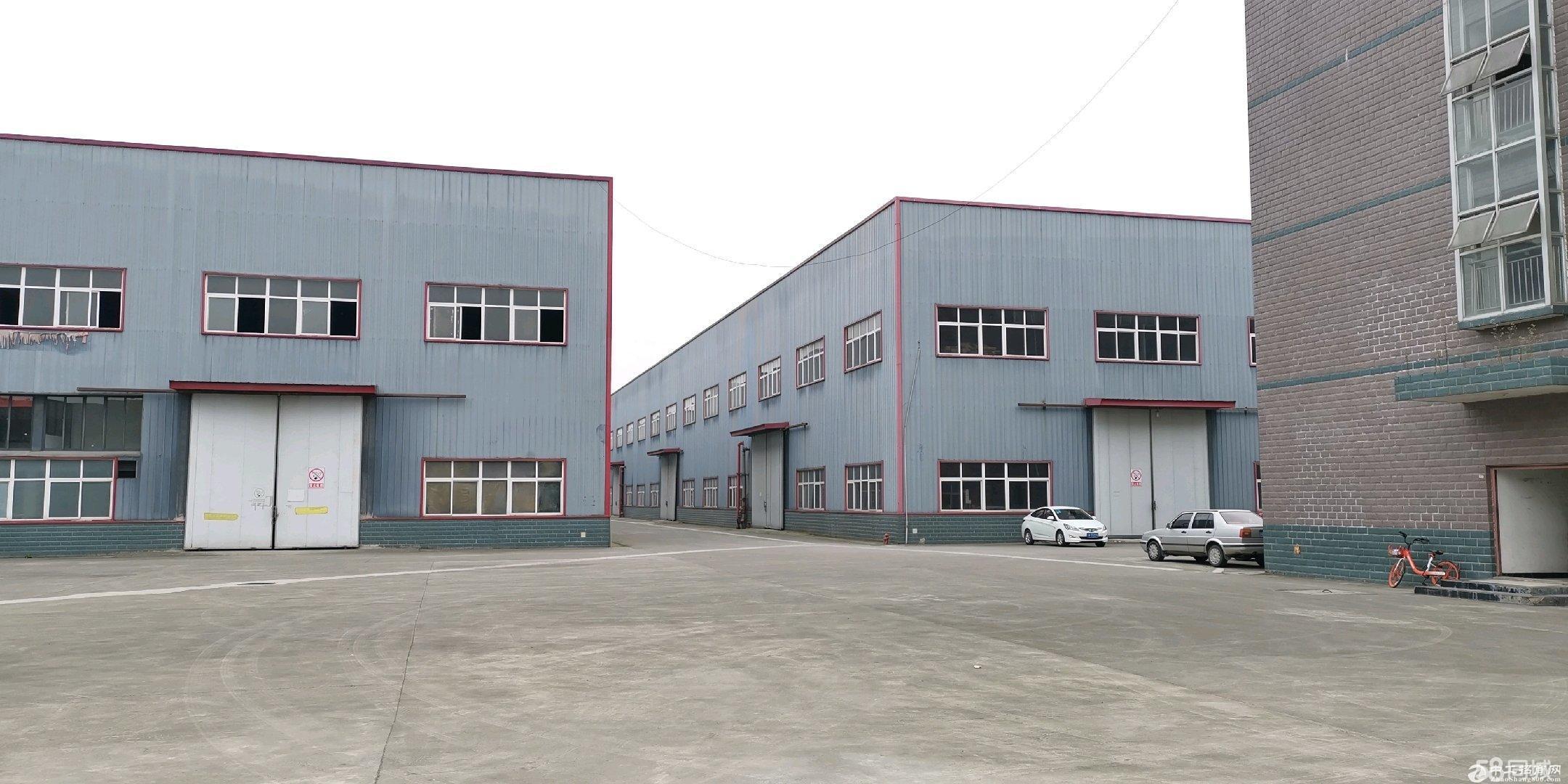 (出租) 出租 家具厂房 可分租 12800平米