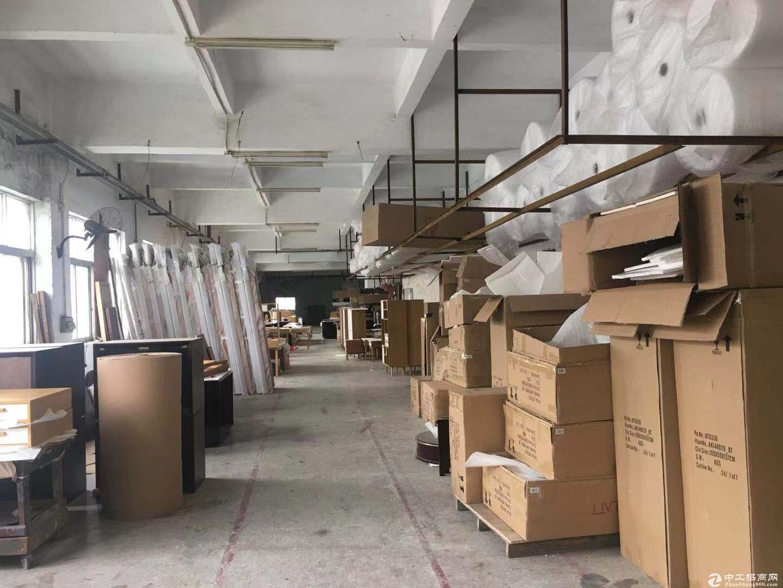 坑梓 红本厂房招租4000平有消防现成水电租赁合同