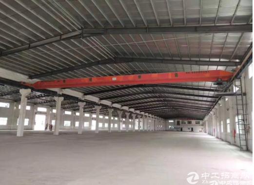 龙华原房东单层钢结构4500平招租