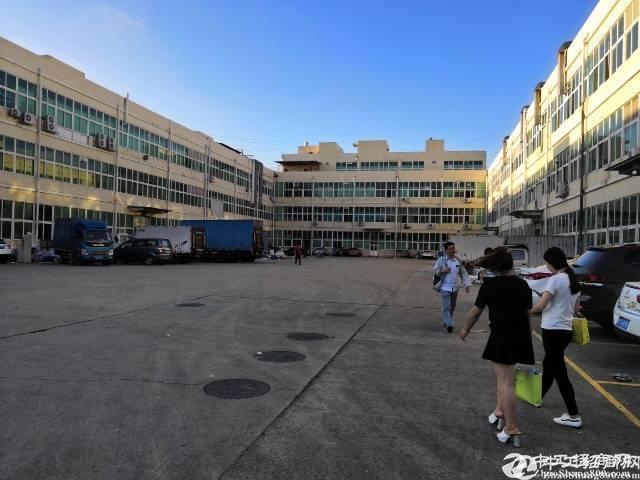 深圳宝安石岩独院标准厂房出租18000平1000平起租