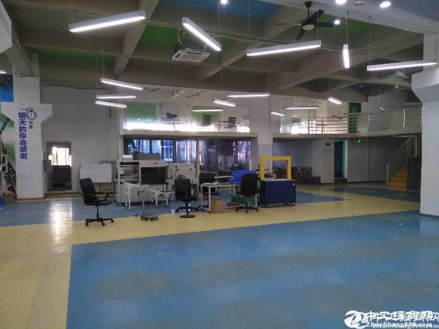 横岗四联工业区一楼厂房1300平报价29块