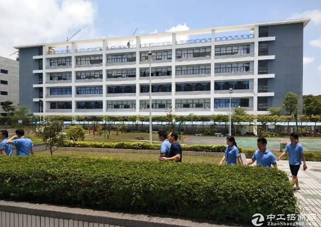 东莞清溪上市公司首选国有证办公厂房一体出售