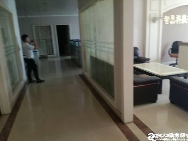 横岗大康独院厂房出租二楼1100平方带装修