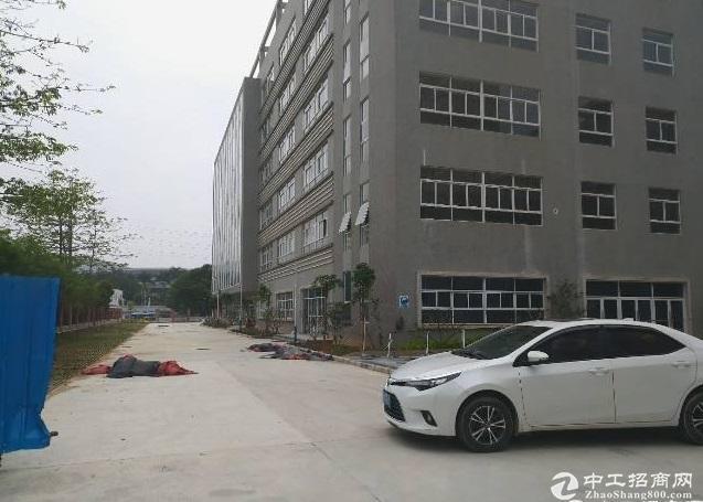 东莞临深大岭山占地42亩红本独院厂房出售