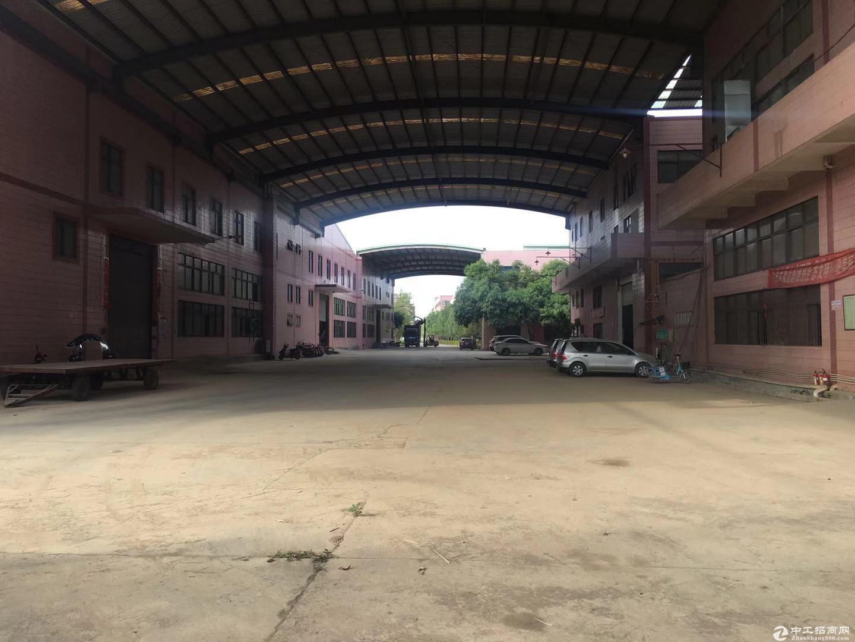 仲恺陈江工业区原房东独栋4000平标准6米高厂房出租-图2