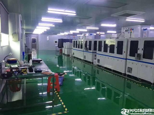 龙岗南联6500平村委独院厂房出租地铁口1公里