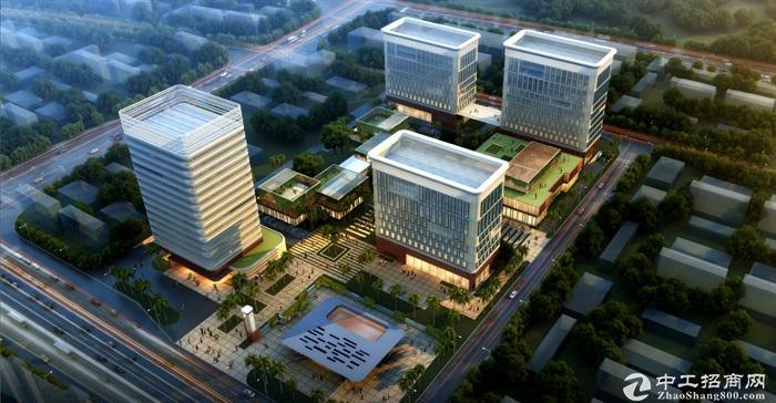 全新的 高端厂房红本深圳旁边哦,按揭十年 使用率超高首付五成