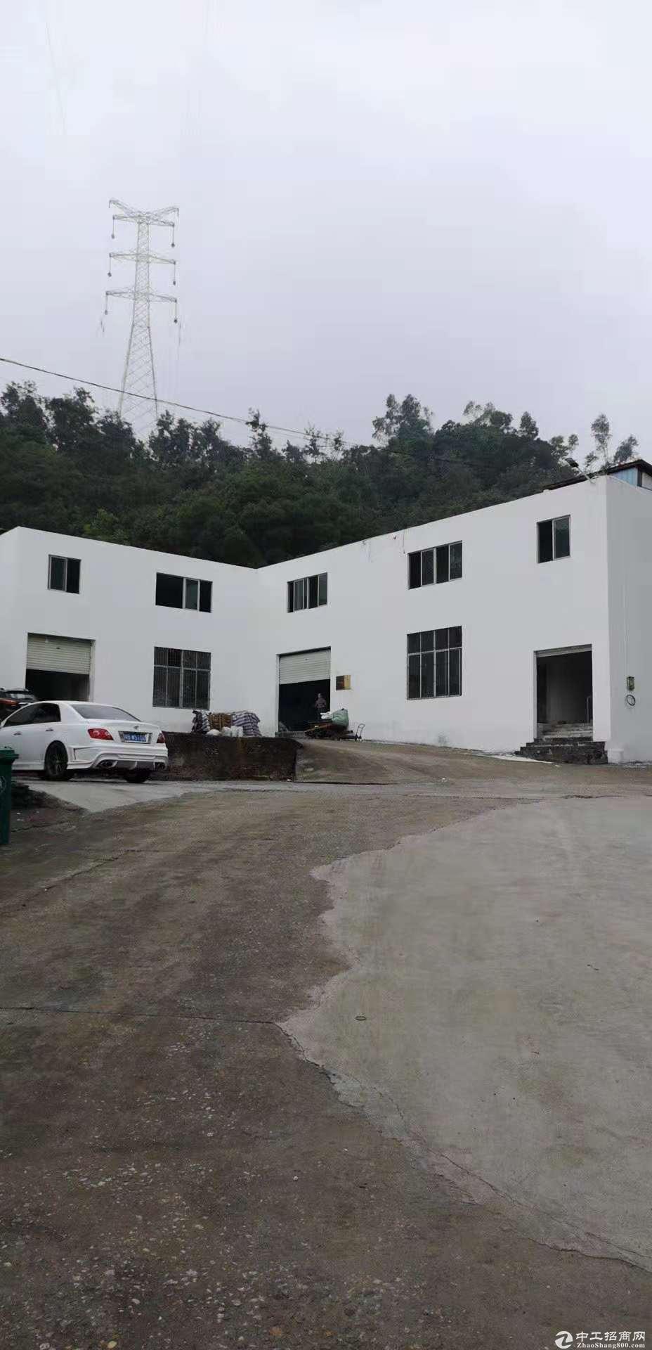 坑梓新出原房东1500平18元高6米空地大厂房