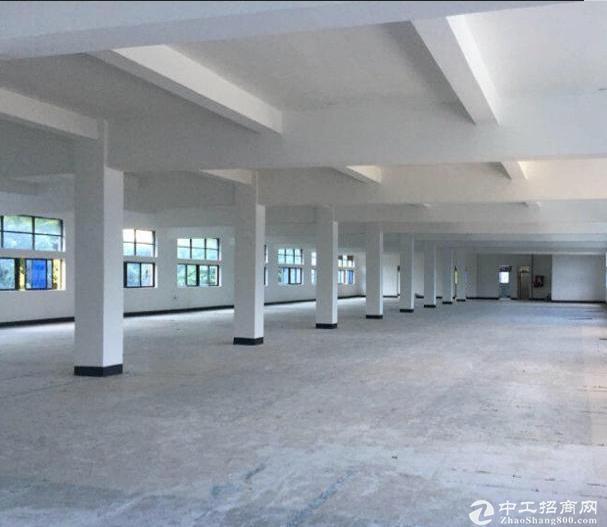 横岗园山街道安良社区一楼500平标准厂房出租空地大