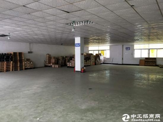 坪山区坑梓金沙市场二楼厂房1300平,现成装修车间