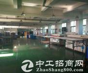 平湖辅城坳工业区新出二楼2500平方带装修厂房招租