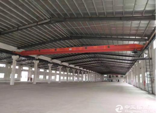 龙华原房东零公摊单一层钢构4500平出租