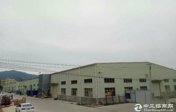 坪山区2万平方钢结构仓库厂房出租1000平起租证件齐全和办环评