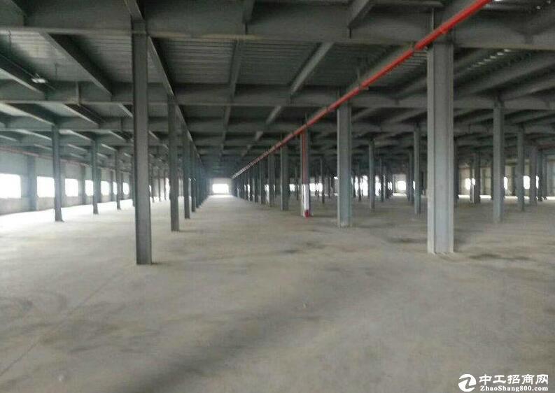 武汉周边仓库出租,丙一、丙二类仓库,交通便利,可分租