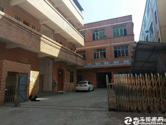 原房东独院一楼厂房出租    面积实量900平