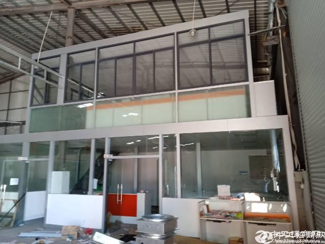 平湖富民工业区新出独院钢构厂房1500平方,层高7米