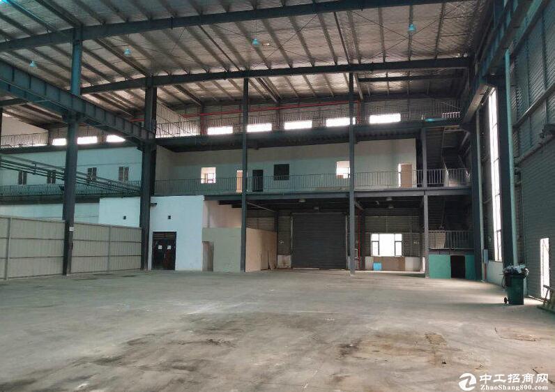 开发区汽车城旁,500~4000平米仓库出租可分