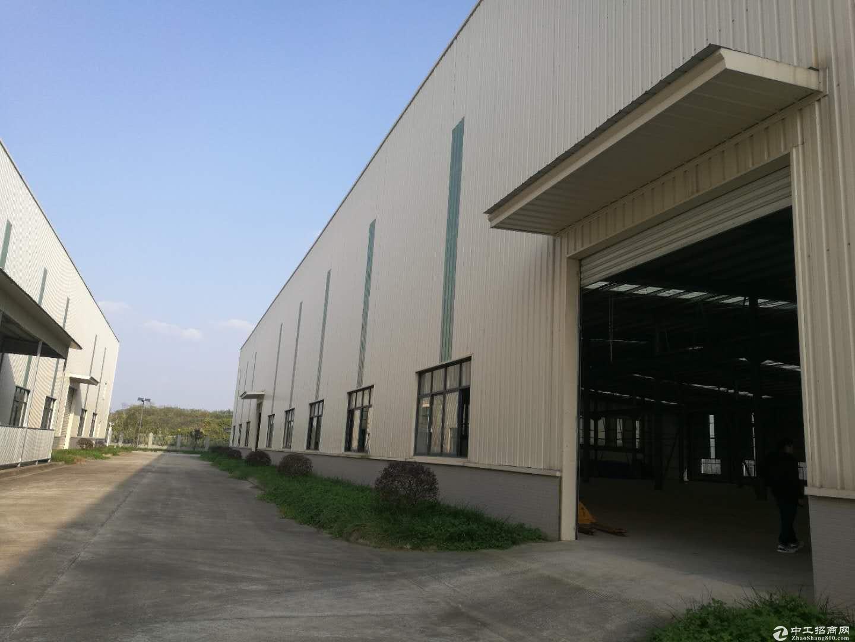 2184平标准单层厂房,带5吨-10吨行车,价格15出租