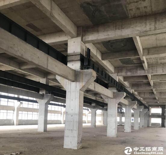 武汉光谷高新重工厂房出租,现成行吊