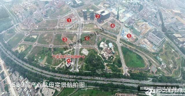 中国只有一个松山湖之高端厂房+办公+研发产业园可按揭出售免佣金