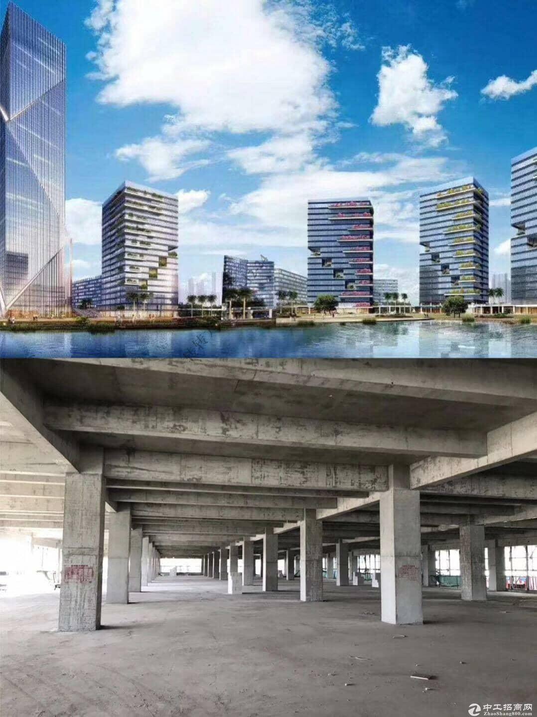 世界只有一个松山湖之高端红本厂房+办公+研发可按揭出售产业园