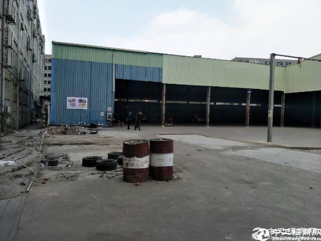坂田2600平钢构厂房招租