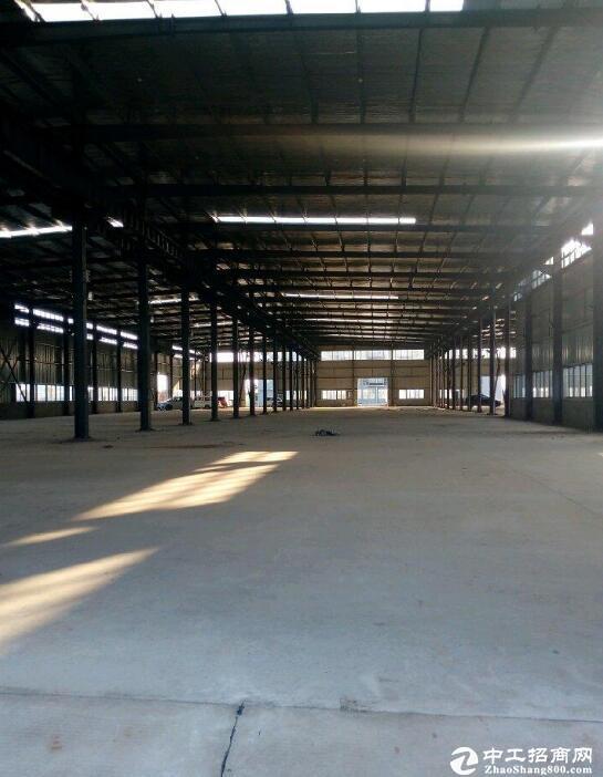 汉南大道周边厂房5500平米厂房出租!