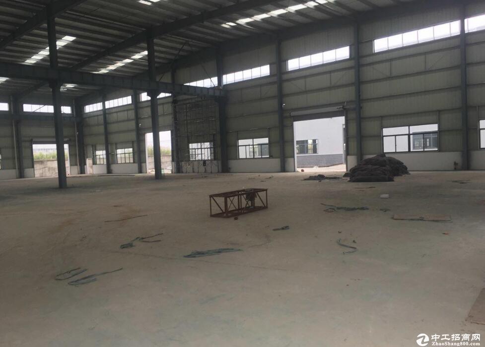 汉南区纱帽街宝湾物流旁仓库23000平米可分