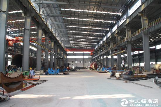汉南高跨重型厂房20000平米,独院60亩,可分租
