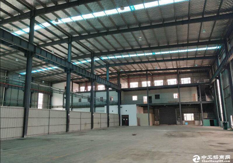 工业园区库房出行方便钢结构