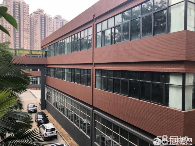 龙华汽车站金博龙工业园120平起红本厂房办公室出租