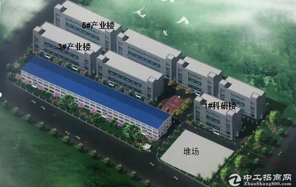 光谷高品质厂房(带研发办公室)