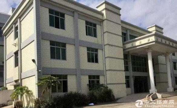 龙华标准独栋2000平米厂房,现空,可分租