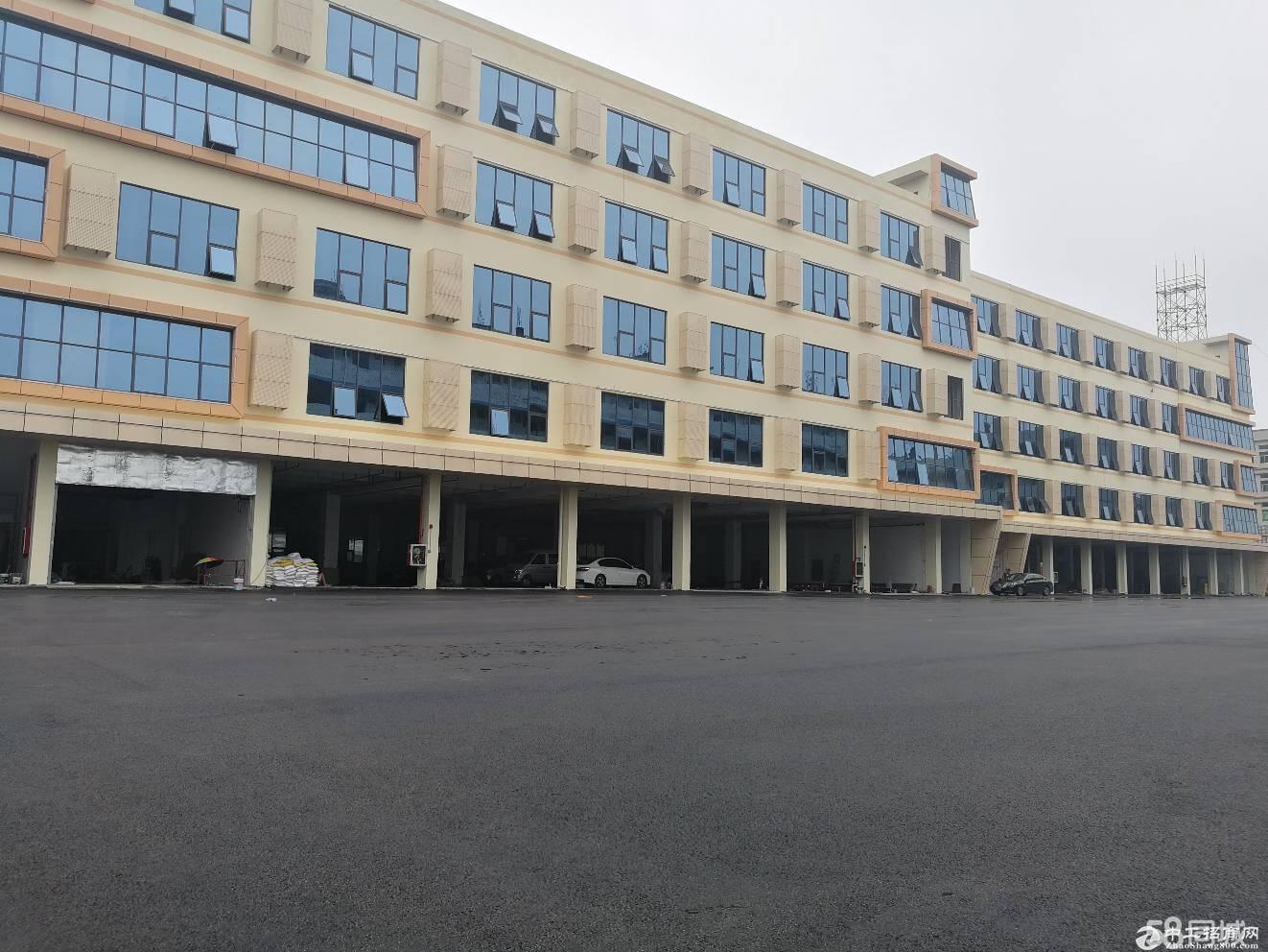 丹竹头地铁站附近独院独栋600平一楼厂房招租