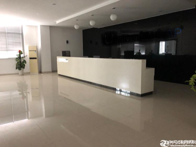 公明高新产业园楼上1500平米精装修
