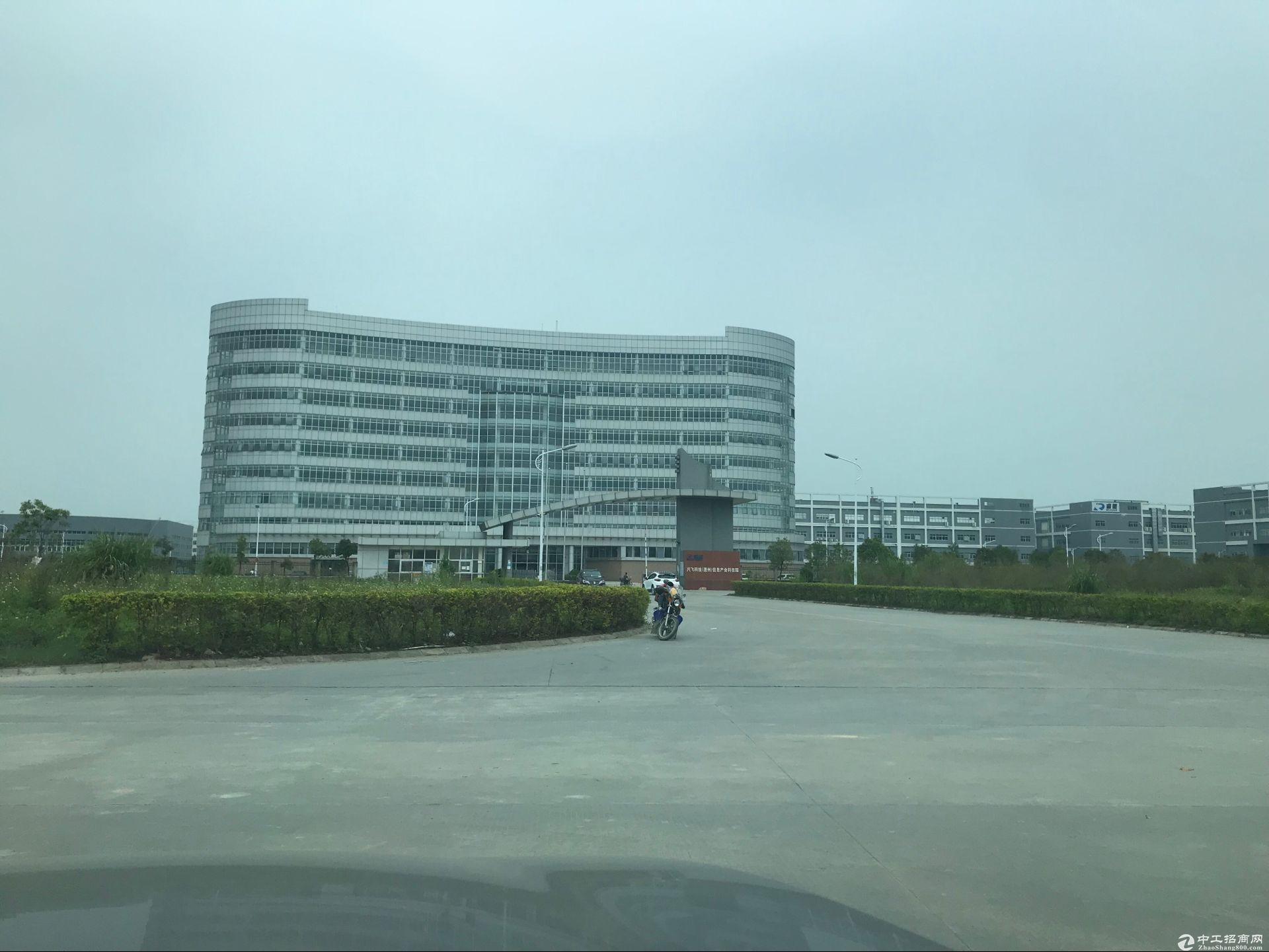 广州增城区建筑40000平方厂房出售