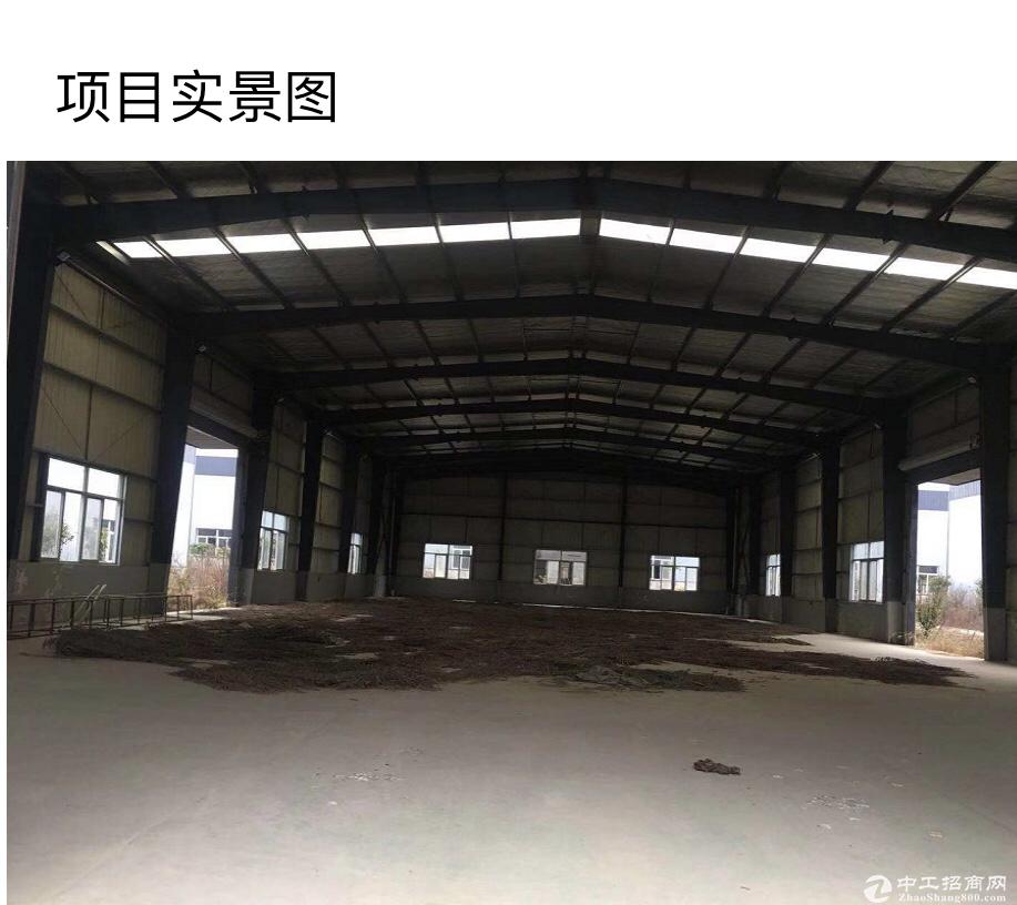红安钢构优质标准工业园.2000平米