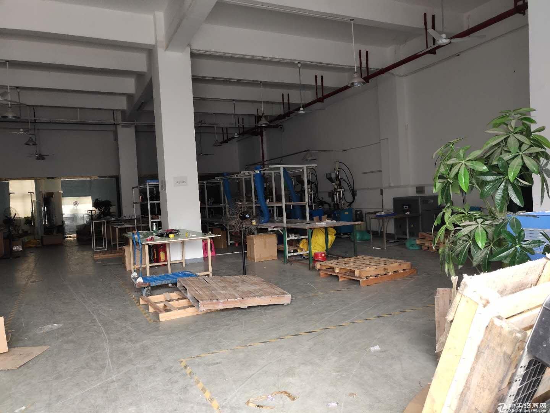 石岩汽车站附近新出一楼650平米厂房高度6米出租