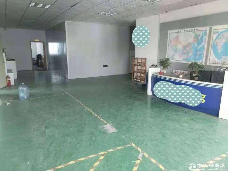 坪山中心区独院5500平米500起分可办环评出租,可分租