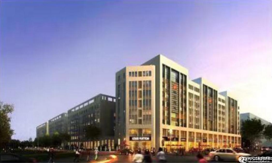 黄陂临空优质独栋科技园,单层面积2000平,出行方便