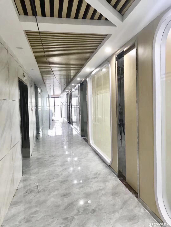 龙岗宝龙高新产业园新出1600平研办公独院厂房出租