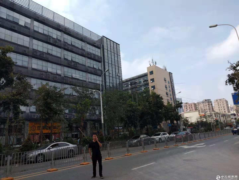 坂田五和地铁站新出红本标准厂房1300平出租