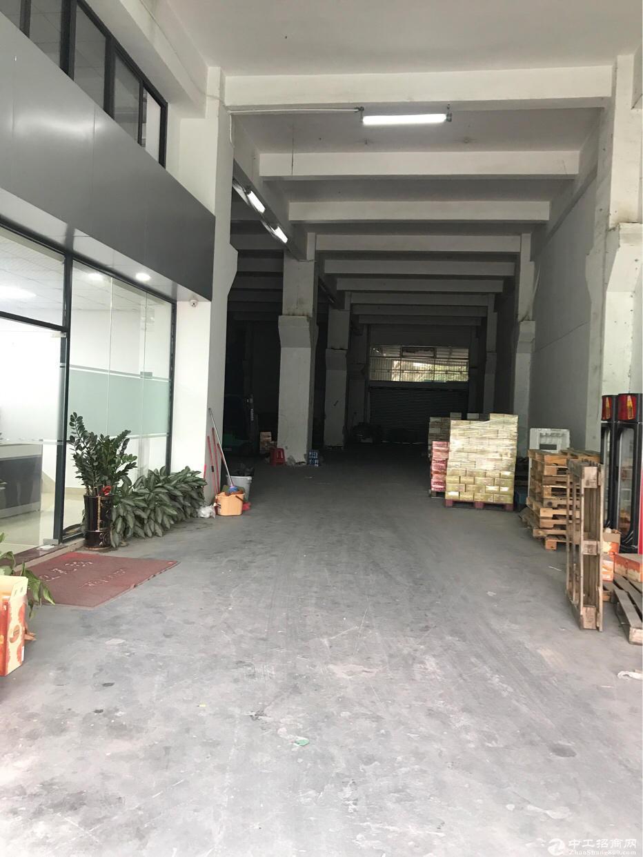 坂田工业园区-可短租临时仓库-待拆物业低价出租