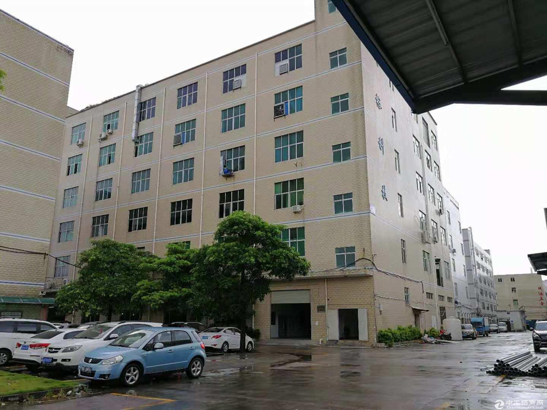 石岩汽车站附近新出楼上700平米带装修租25元