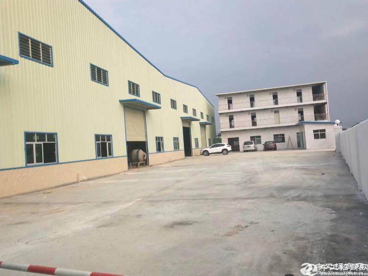 惠州市新圩镇新出20600平原房东独院10米钢构