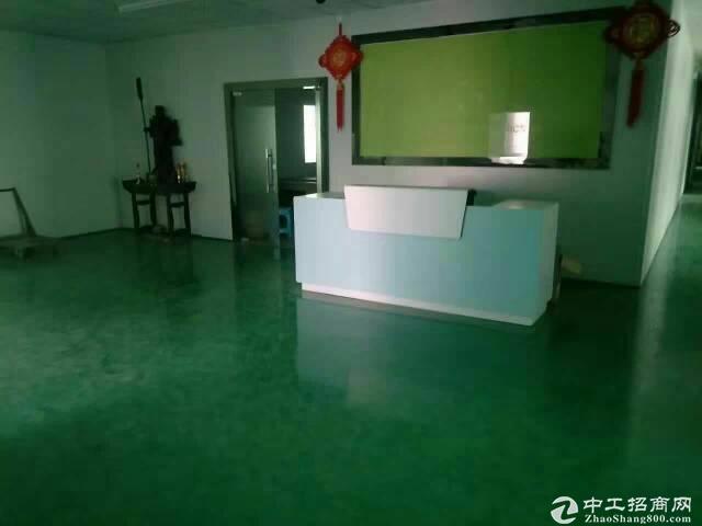 福永塘尾松福大道边楼上650平方带装修水电 齐全