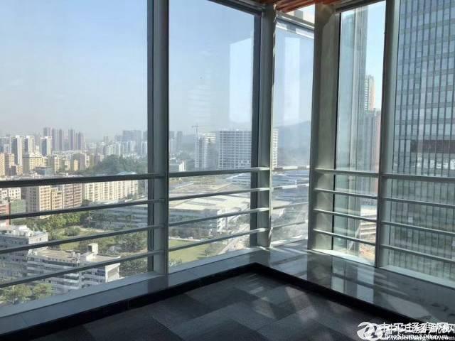 坂田杨美地铁站豪华装修办公室290平方+160平方