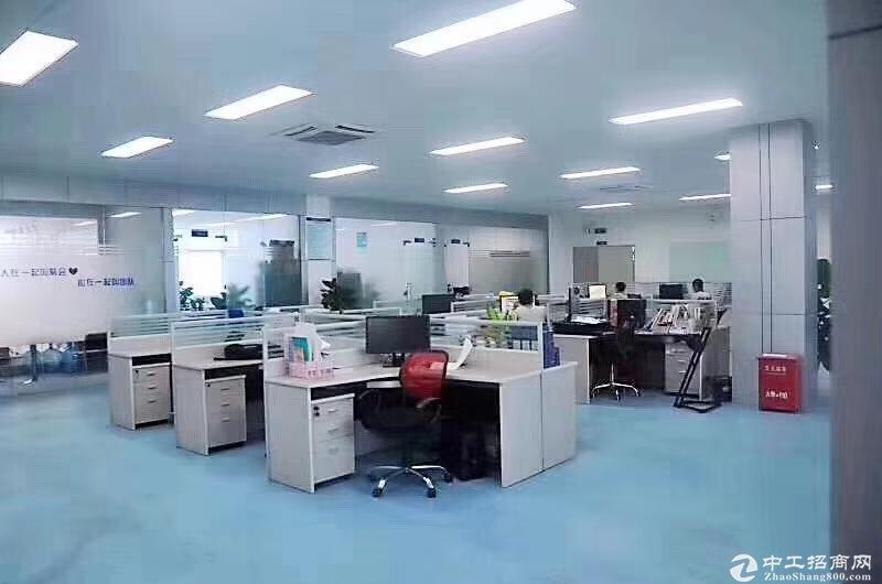 观澜新出精装修厂房3400平方,可享受政府补贴